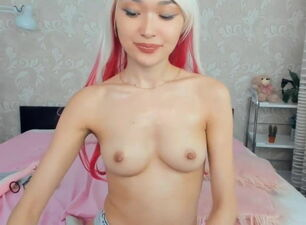 Asian webcam nude