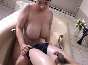 Fat asian tits