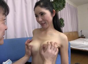 Asian girls giving blowjobs