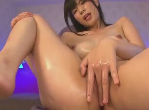 Oiled asian