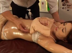 Japanese women massage