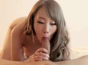 Japanese oral creampie